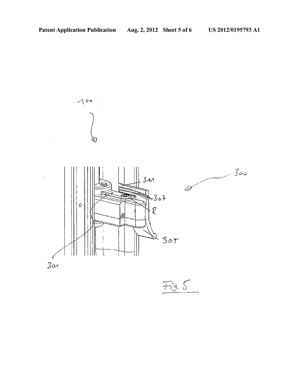 CLAMP MOUNTING FOR A SYRINGE OF A DOSING APPARATUS, DOSING APPARATUS AND     BLOOD TREATMENT APPARATUS - diagram, schematic, and image 06