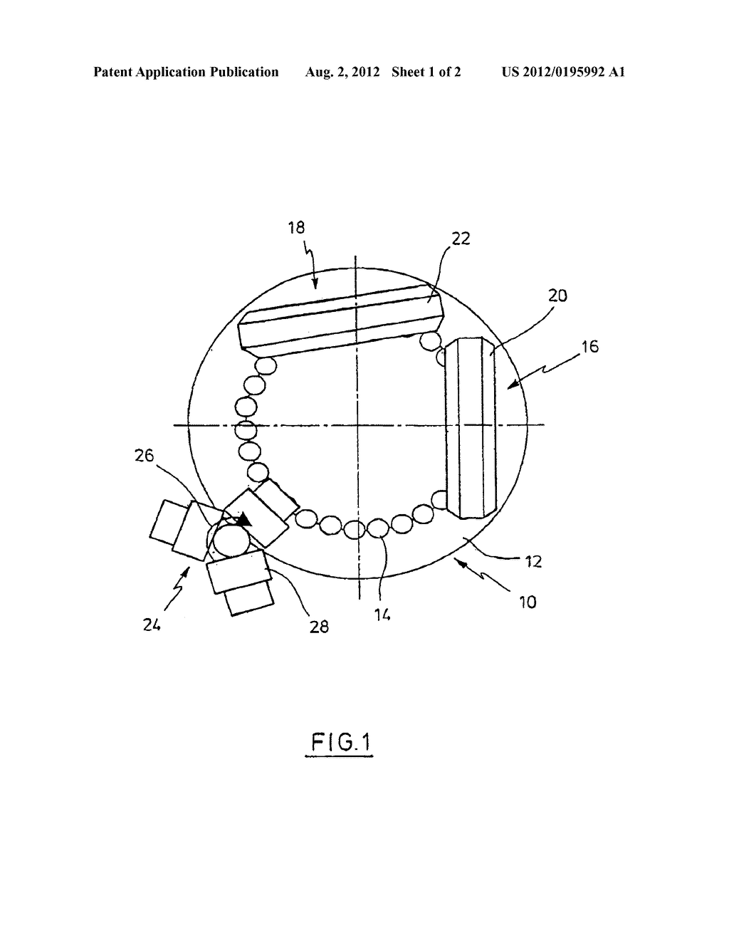 METHOD AND APPARATUS FOR TEST PRESSING MULTI-LAYER TABLETS OR COATED     TABLETS - diagram, schematic, and image 02