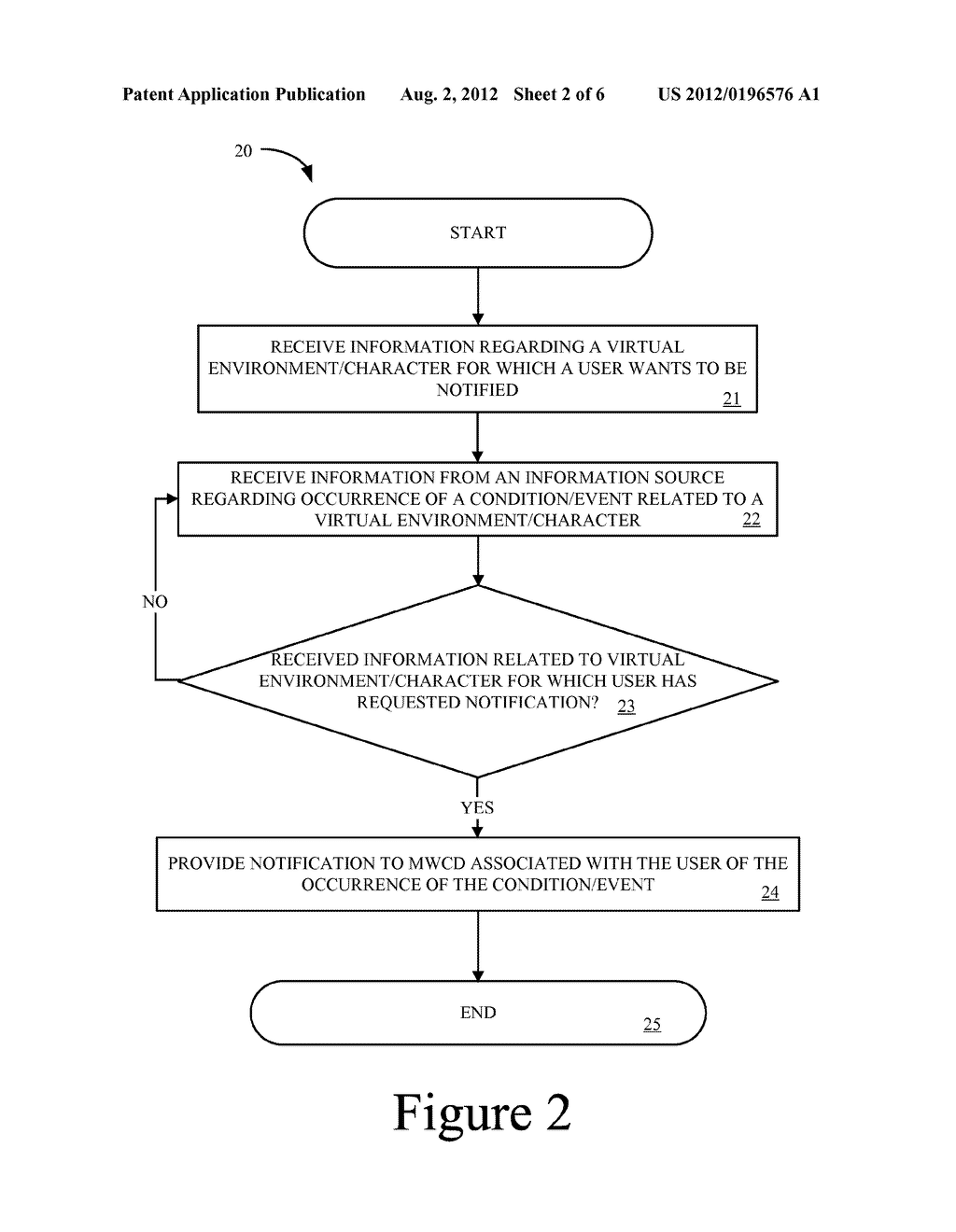 Systems, Methods, And Computer Readable Media For Providing Information     Related To Virtual Environments To Wireless Devices - diagram, schematic, and image 03