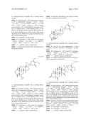 Withanolide Isolated from Physalis longifolia and Analogs and Methods of     Use Thereof diagram and image