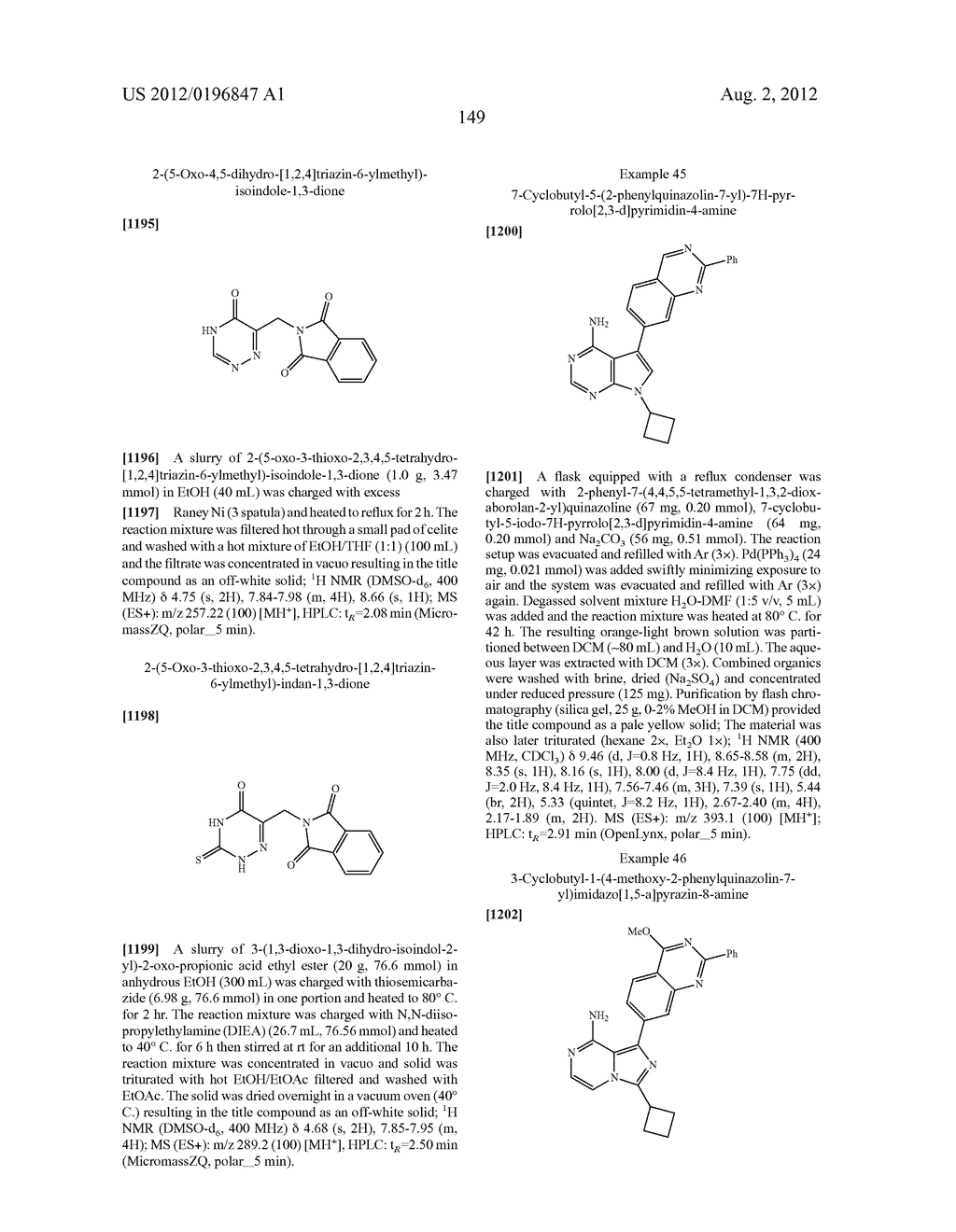6,6-Bicyclic Ring Substituted Heterobicyclic Protein Kinase Inhibitors - diagram, schematic, and image 150