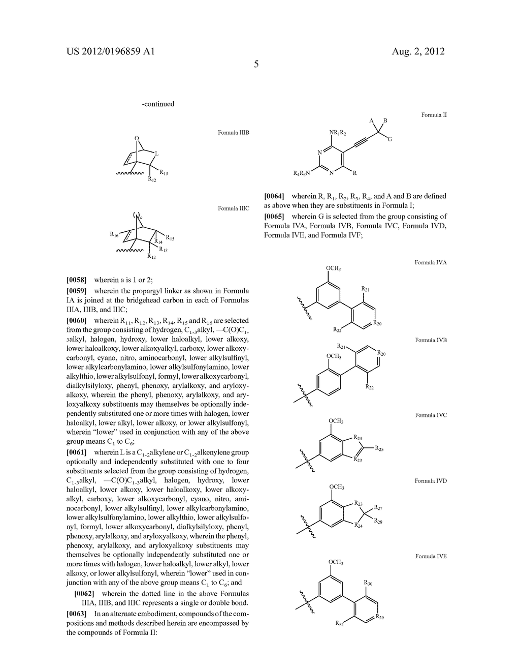 HETEROCYCLIC ANALOGS OF PROPARGYL-LINKED INHIBITORS OF DIHYDROFOLATE     REDUCTASE - diagram, schematic, and image 21