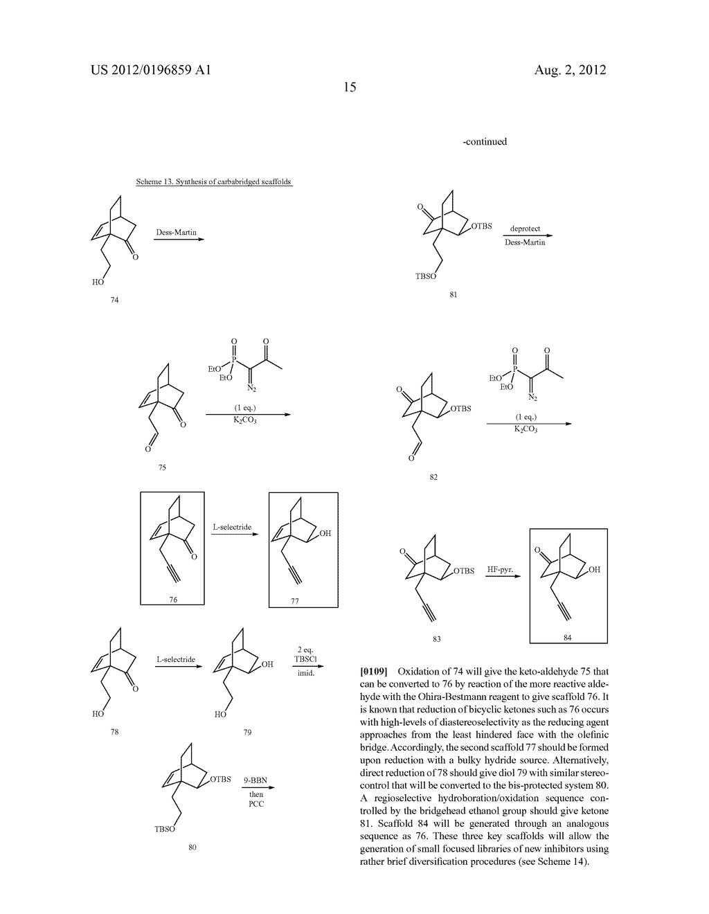 HETEROCYCLIC ANALOGS OF PROPARGYL-LINKED INHIBITORS OF DIHYDROFOLATE     REDUCTASE - diagram, schematic, and image 31