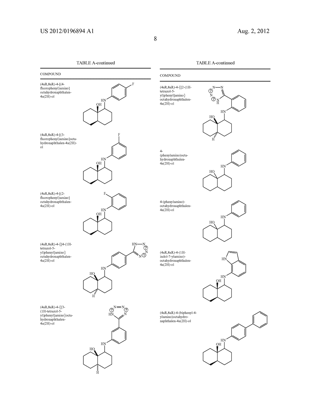 NOVEL TRPA1 ANTAGONISTS - diagram, schematic, and image 09