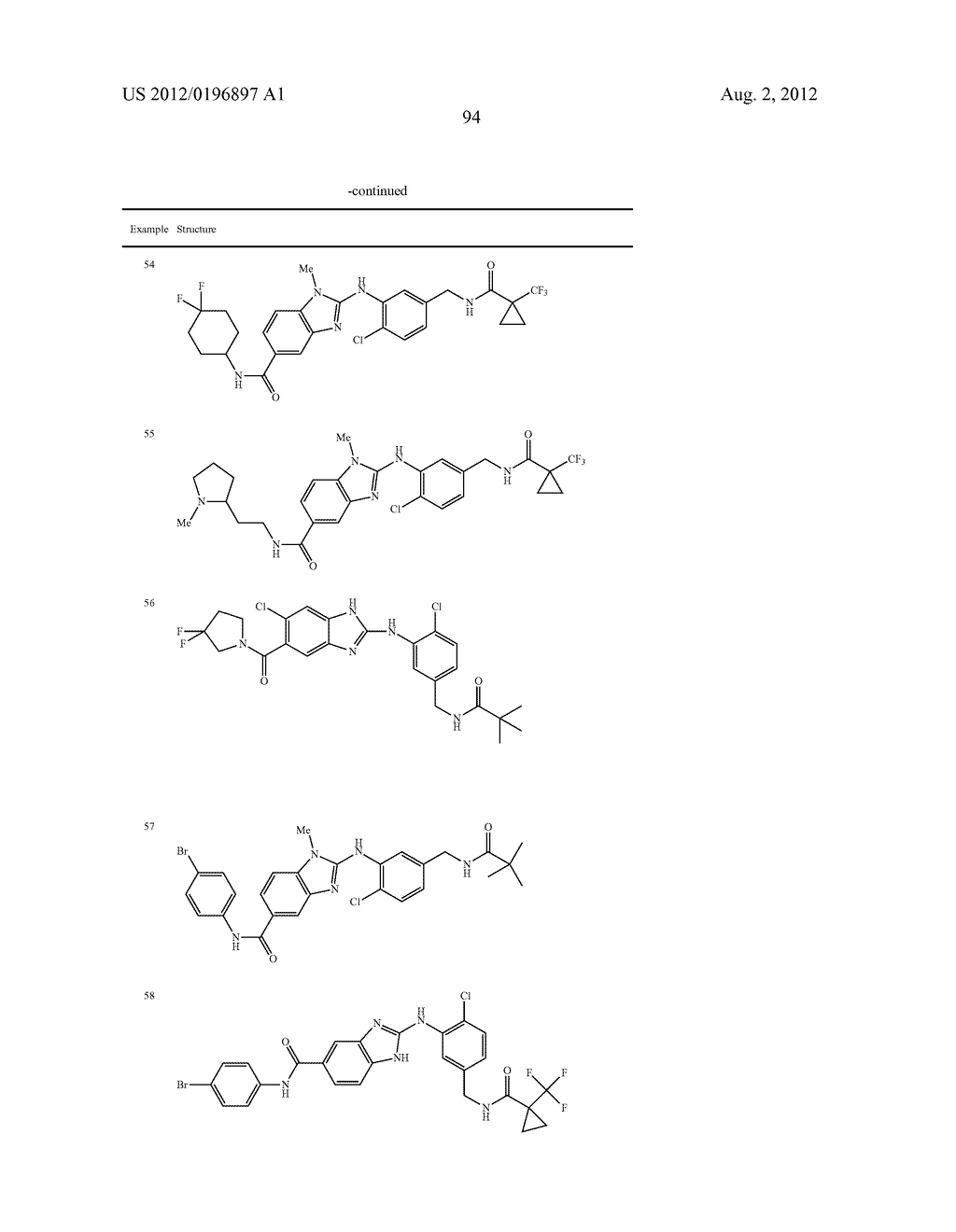 NEW COMPOUNDS - diagram, schematic, and image 95