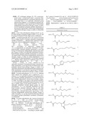 SYNTHESIS OF HOMOPOLYMERS AND BLOCK COPOLYMERS diagram and image