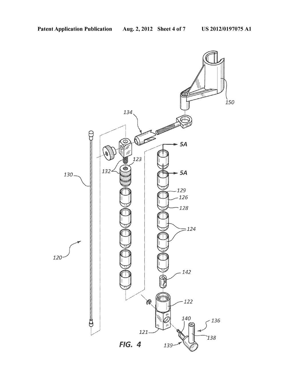 ENDOSCOPE SECUREMENT DEVICE AND METHOD OF USE - diagram, schematic, and image 05