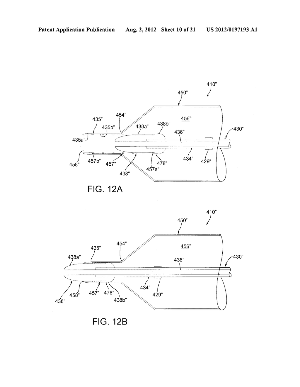 APPARATUS AND METHODS FOR TREATING OBSTRUCTIONS WITHIN BODY LUMENS - diagram, schematic, and image 11