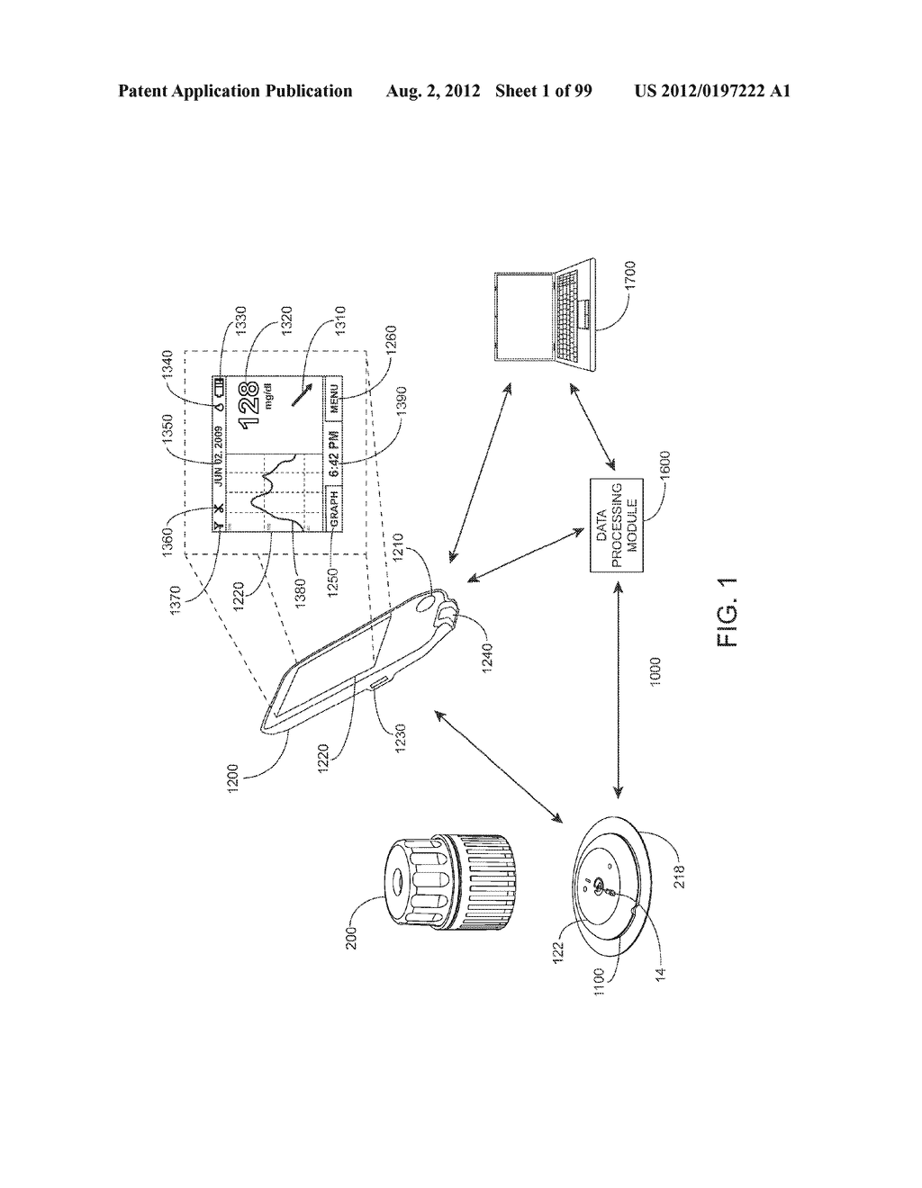 Medical Device Inserters and Processes of Inserting and Using Medical     Devices - diagram, schematic, and image 02