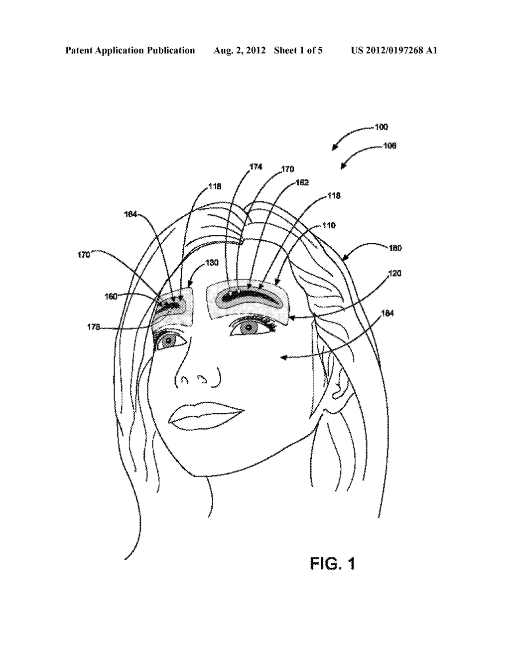 Self Eyebrow Waxing And Shaping System Diagram Schematic 1996 Kdx 200 Wiring Image 02