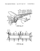 EMBEDDED DAMAGE DETECTION SYSTEM FOR COMPOSITE MATERIALS OF AN AIRCRAFT diagram and image