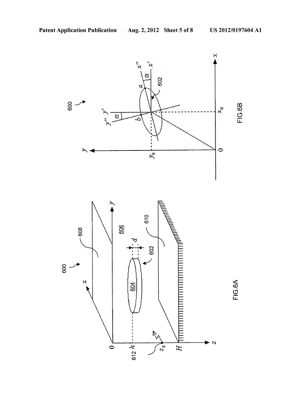 SIMULATOR AND METHOD FOR SIMULATING AN ACOUSTIC FIELD OF AN ACOUSTIC     WAVEGUIDE - diagram, schematic, and image 06