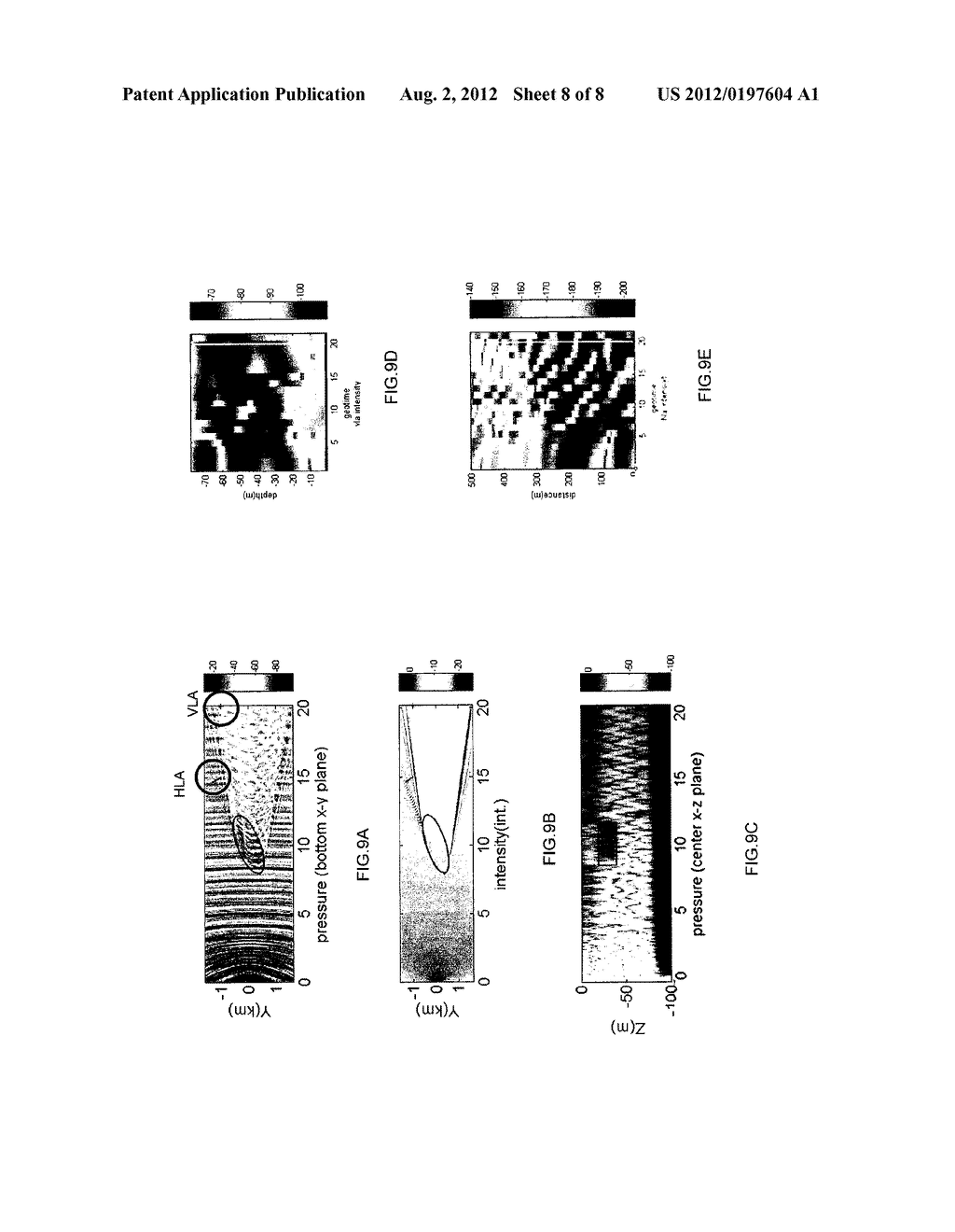SIMULATOR AND METHOD FOR SIMULATING AN ACOUSTIC FIELD OF AN ACOUSTIC     WAVEGUIDE - diagram, schematic, and image 09