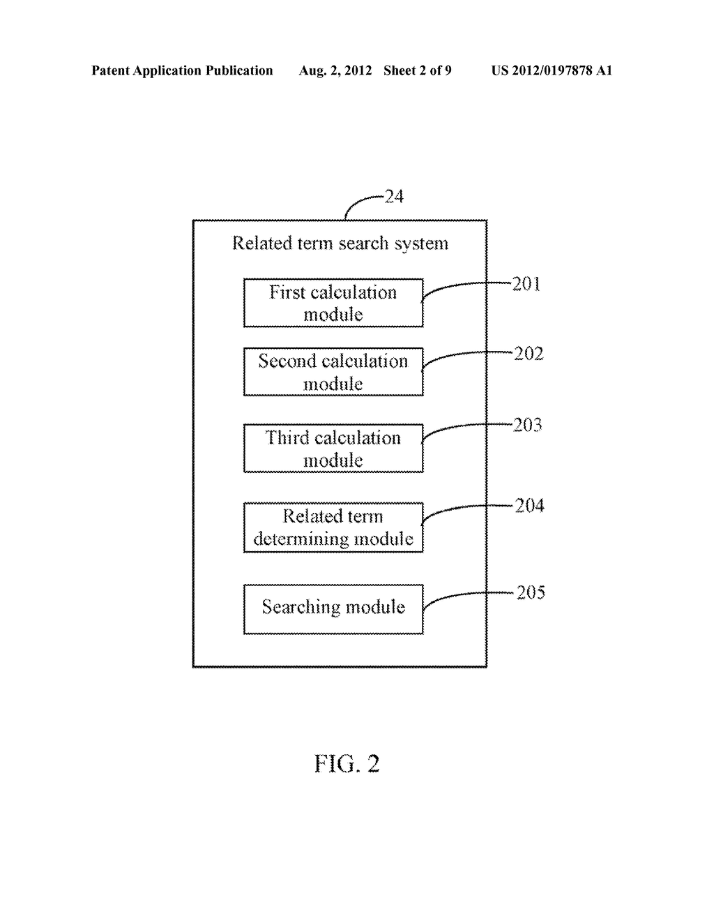 ELECTRONIC DEVICE AND METHOD FOR SEARCHING RELATED TERMS - diagram, schematic, and image 03
