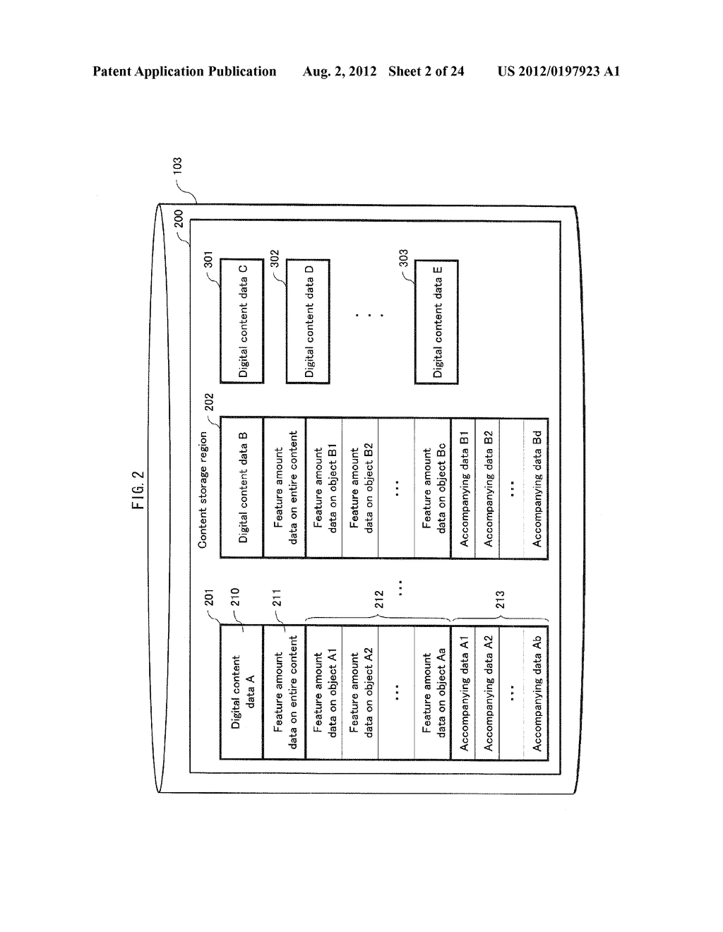 INFORMATION PROCESSING DEVICE, PROCESSING METHOD, COMPUTER PROGRAM, AND     INTEGRATED CIRCUIT - diagram, schematic, and image 03