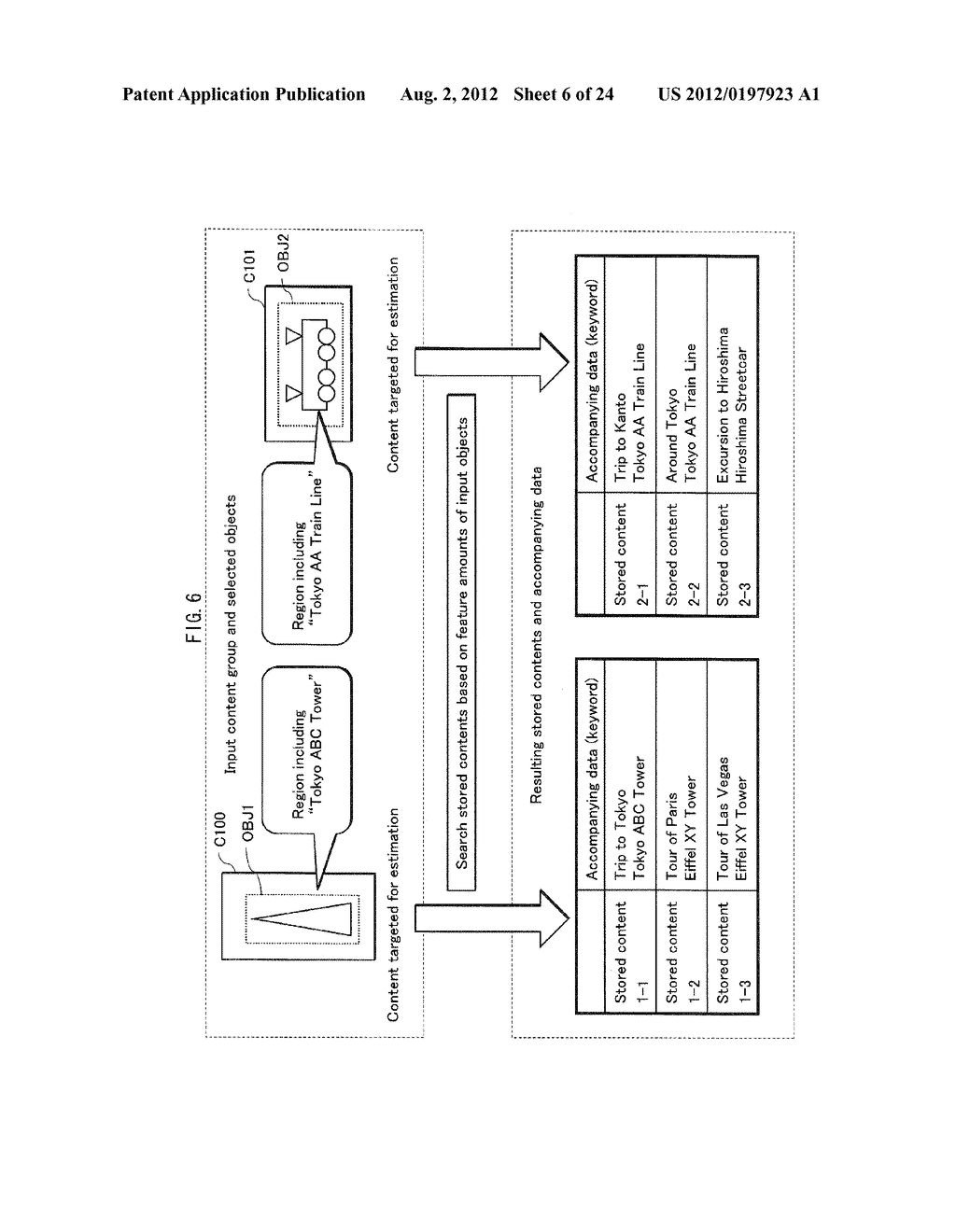 INFORMATION PROCESSING DEVICE, PROCESSING METHOD, COMPUTER PROGRAM, AND     INTEGRATED CIRCUIT - diagram, schematic, and image 07