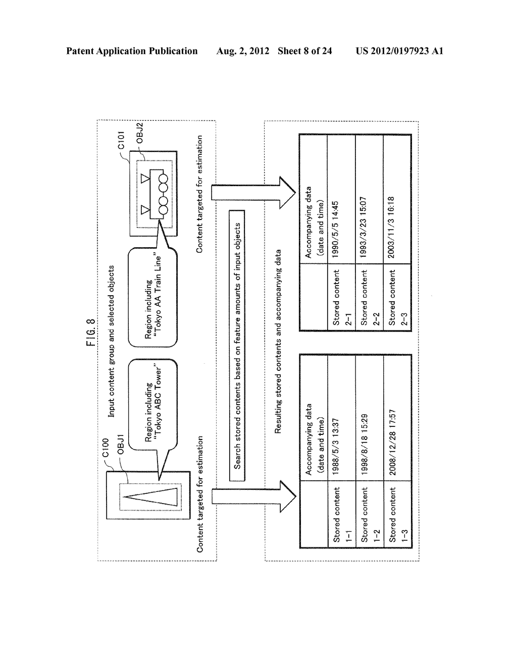 INFORMATION PROCESSING DEVICE, PROCESSING METHOD, COMPUTER PROGRAM, AND     INTEGRATED CIRCUIT - diagram, schematic, and image 09