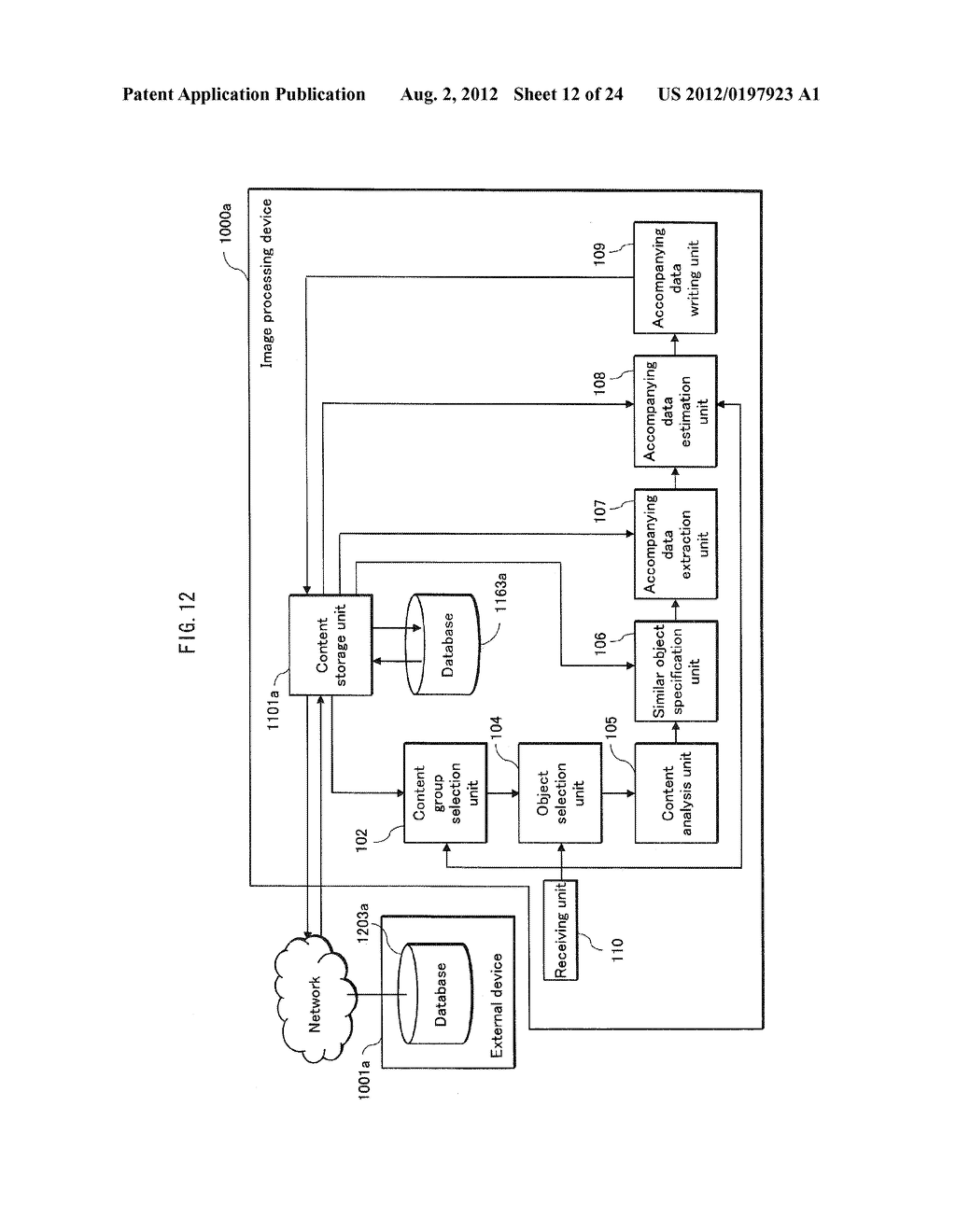 INFORMATION PROCESSING DEVICE, PROCESSING METHOD, COMPUTER PROGRAM, AND     INTEGRATED CIRCUIT - diagram, schematic, and image 13