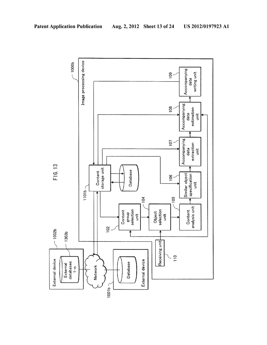 INFORMATION PROCESSING DEVICE, PROCESSING METHOD, COMPUTER PROGRAM, AND     INTEGRATED CIRCUIT - diagram, schematic, and image 14