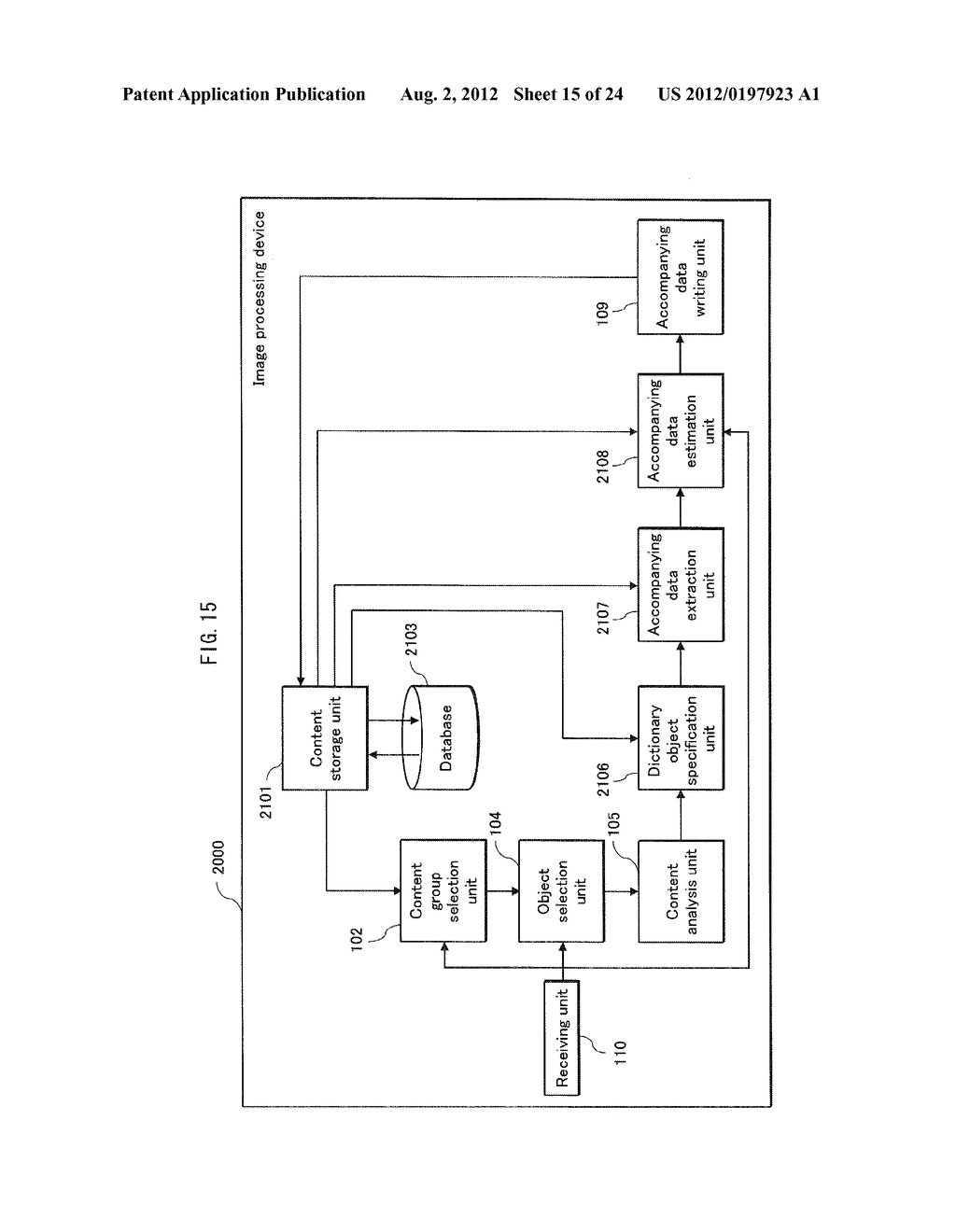 INFORMATION PROCESSING DEVICE, PROCESSING METHOD, COMPUTER PROGRAM, AND     INTEGRATED CIRCUIT - diagram, schematic, and image 16