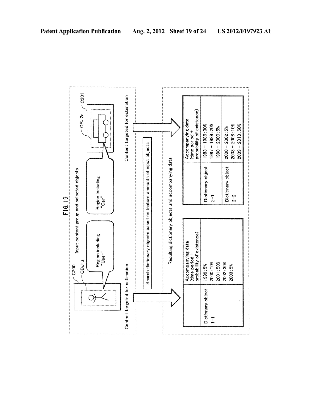 INFORMATION PROCESSING DEVICE, PROCESSING METHOD, COMPUTER PROGRAM, AND     INTEGRATED CIRCUIT - diagram, schematic, and image 20