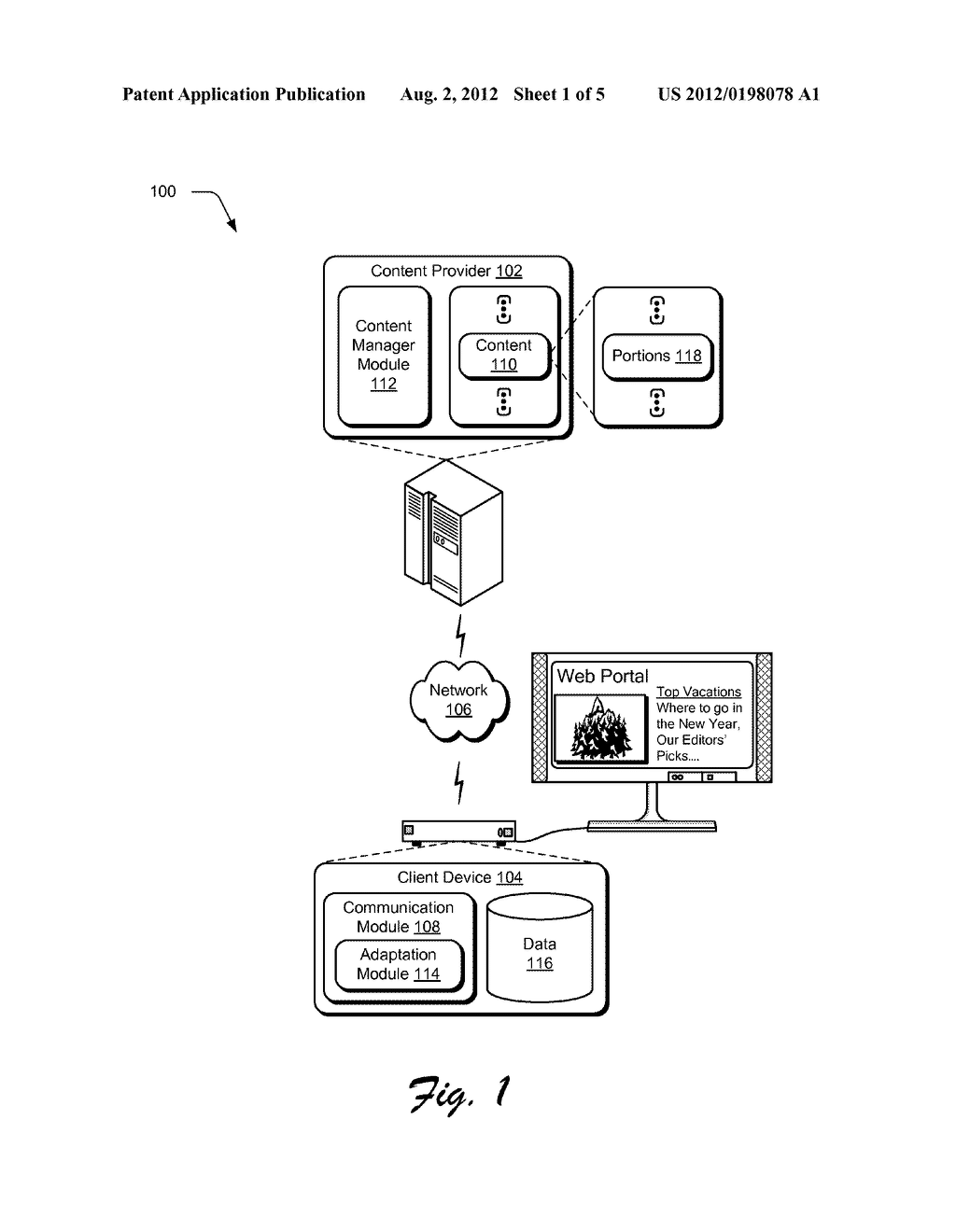 ADAPTIVE NETWORK COMMUNICATION TECHNIQUES - diagram, schematic, and image 02