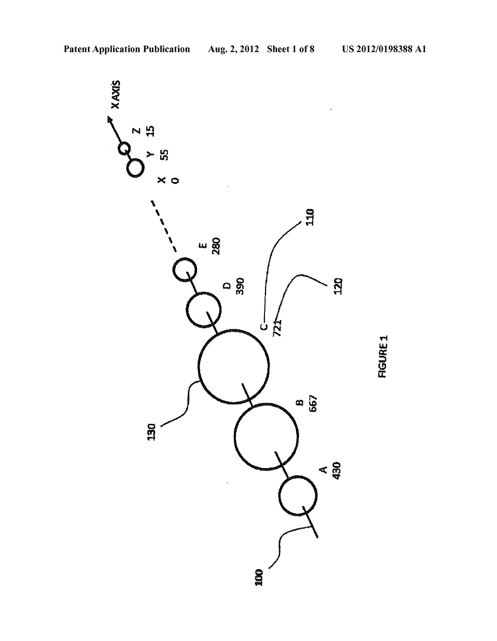 THREE DIMENSIONAL SYSTEM FOR MANAGING INFORMATION IN ELECTRONIC DEVICES     AND METHODS THEREOF - diagram, schematic, and image 02