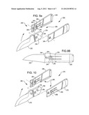 FOLDING KNIFE AND RELATED METHODS diagram and image