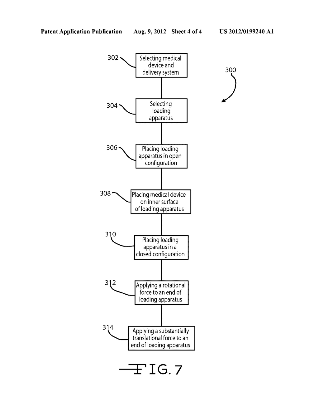 LOADING APPARATUS AND METHOD FOR EXPANDABLE INTRALUMINAL MEDICAL DEVICES - diagram, schematic, and image 05