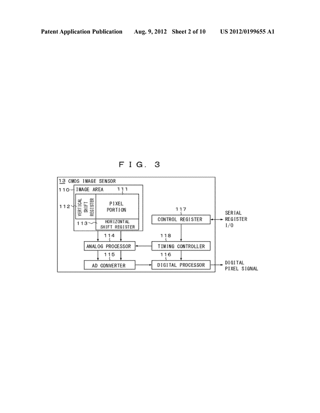 Optical Information Reader and Optical Information Reading Method - diagram, schematic, and image 03