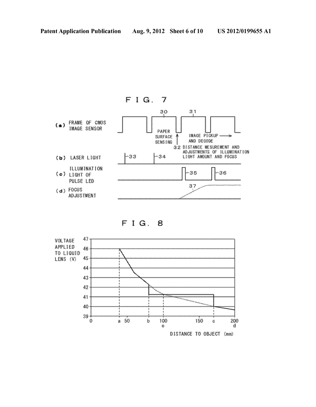 Optical Information Reader and Optical Information Reading Method - diagram, schematic, and image 07
