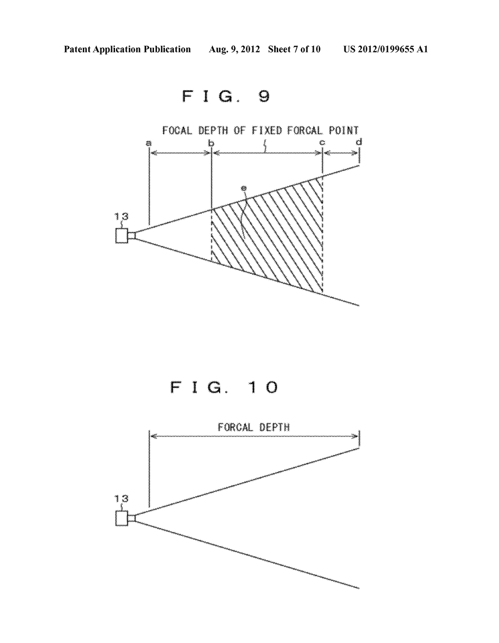 Optical Information Reader and Optical Information Reading Method - diagram, schematic, and image 08