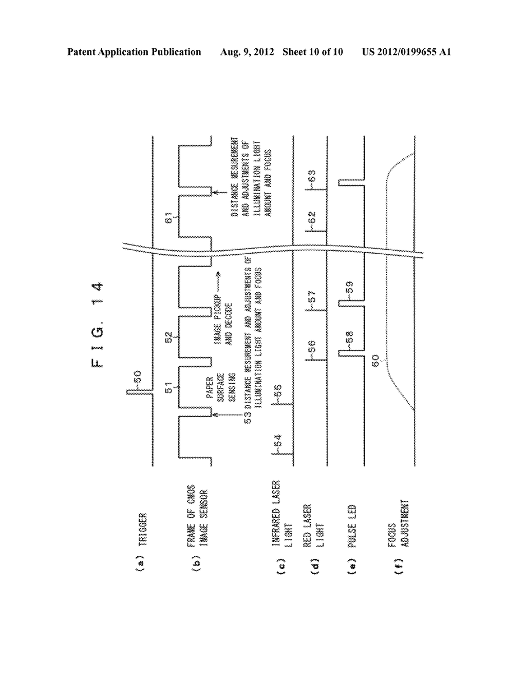 Optical Information Reader and Optical Information Reading Method - diagram, schematic, and image 11