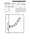 Electric controlled trailer hitch and link assembly alignment device diagram and image