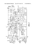 LED LIGHTING DEVICE WITH OUTPUT IMPEDANCE CONTROL diagram and image