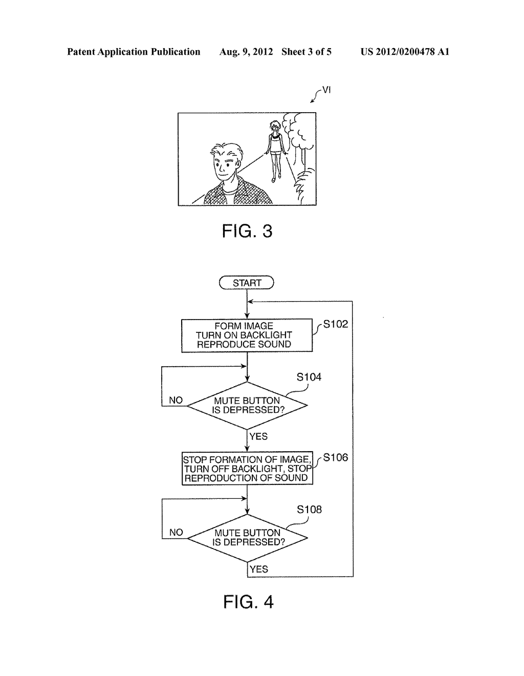 HEAD-MOUNTED DISPLAY DEVICE AND CONTROL METHOD FOR THE HEAD-MOUNTED     DISPLAY DEVICE - diagram, schematic, and image 04