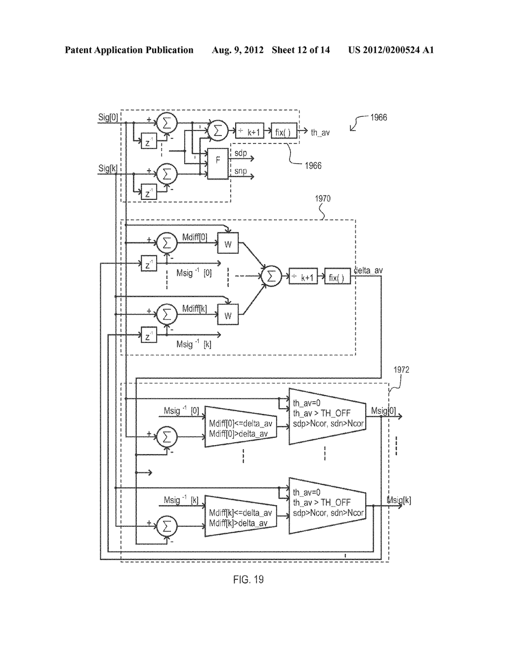 NOISE FILTERING DEVICES, SYSTEMS AND METHODS FOR CAPACITANCE SENSING     DEVICES - diagram, schematic, and image 13