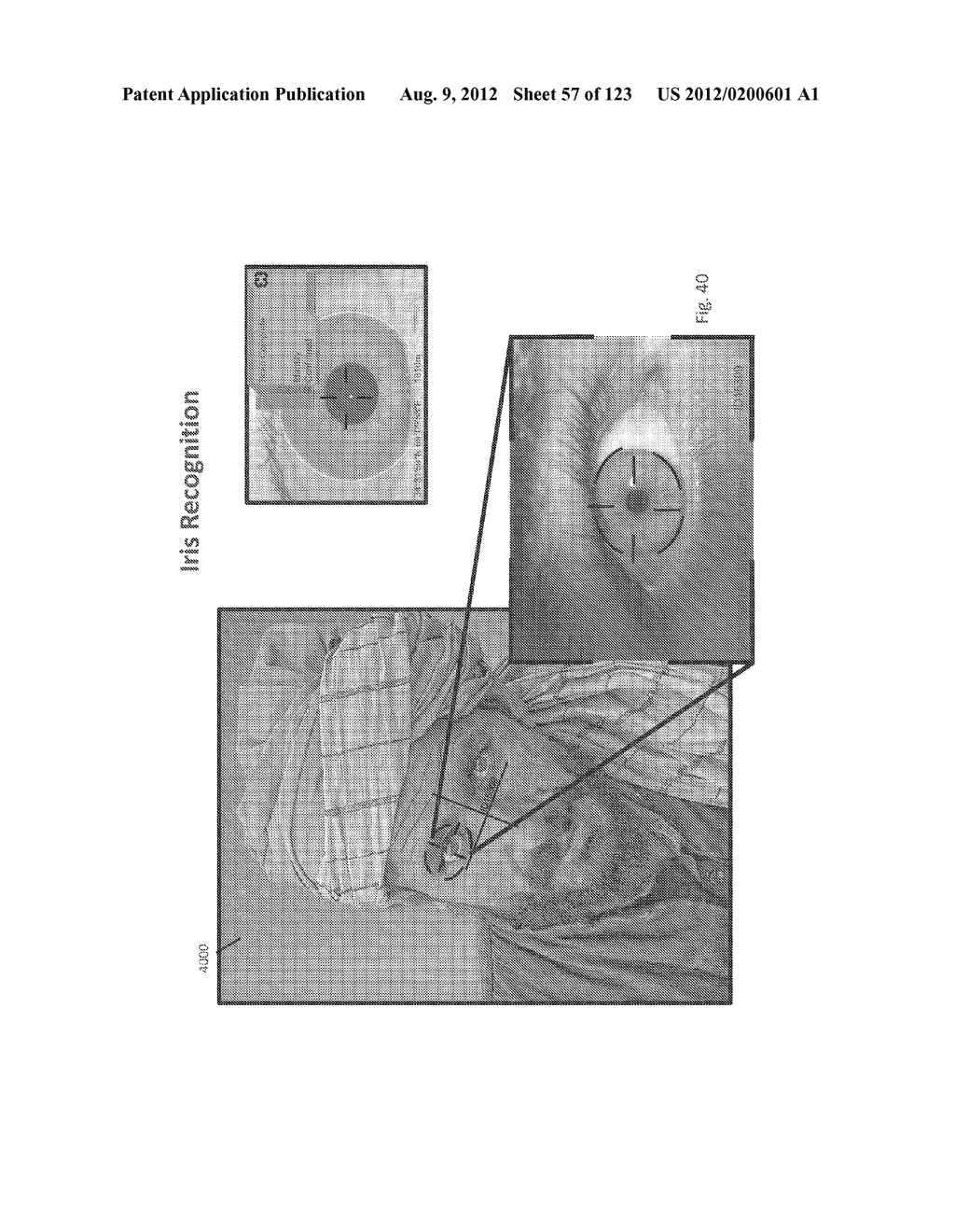 AR GLASSES WITH STATE TRIGGERED EYE CONTROL INTERACTION WITH ADVERTISING     FACILITY - diagram, schematic, and image 58