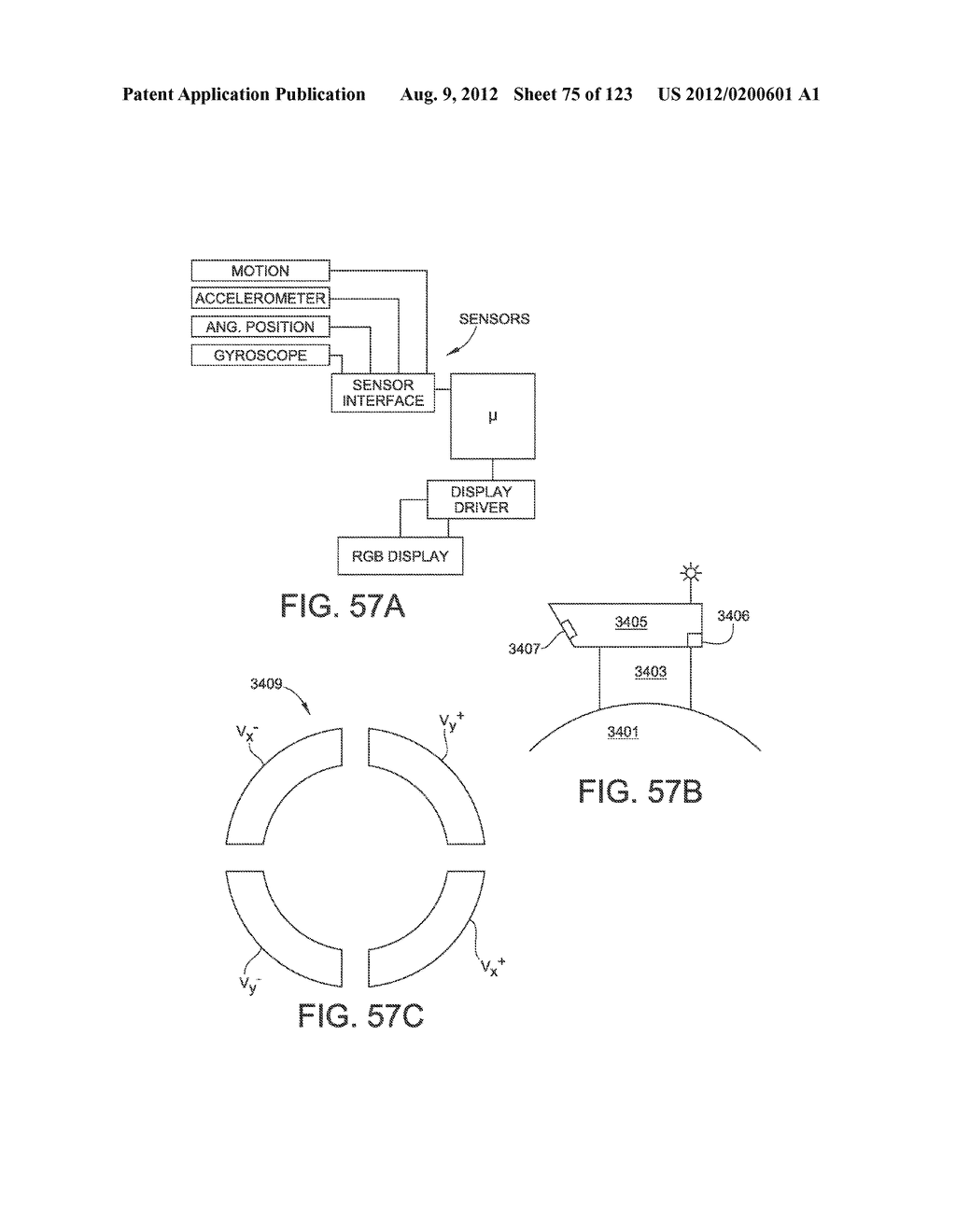 AR GLASSES WITH STATE TRIGGERED EYE CONTROL INTERACTION WITH ADVERTISING     FACILITY - diagram, schematic, and image 76