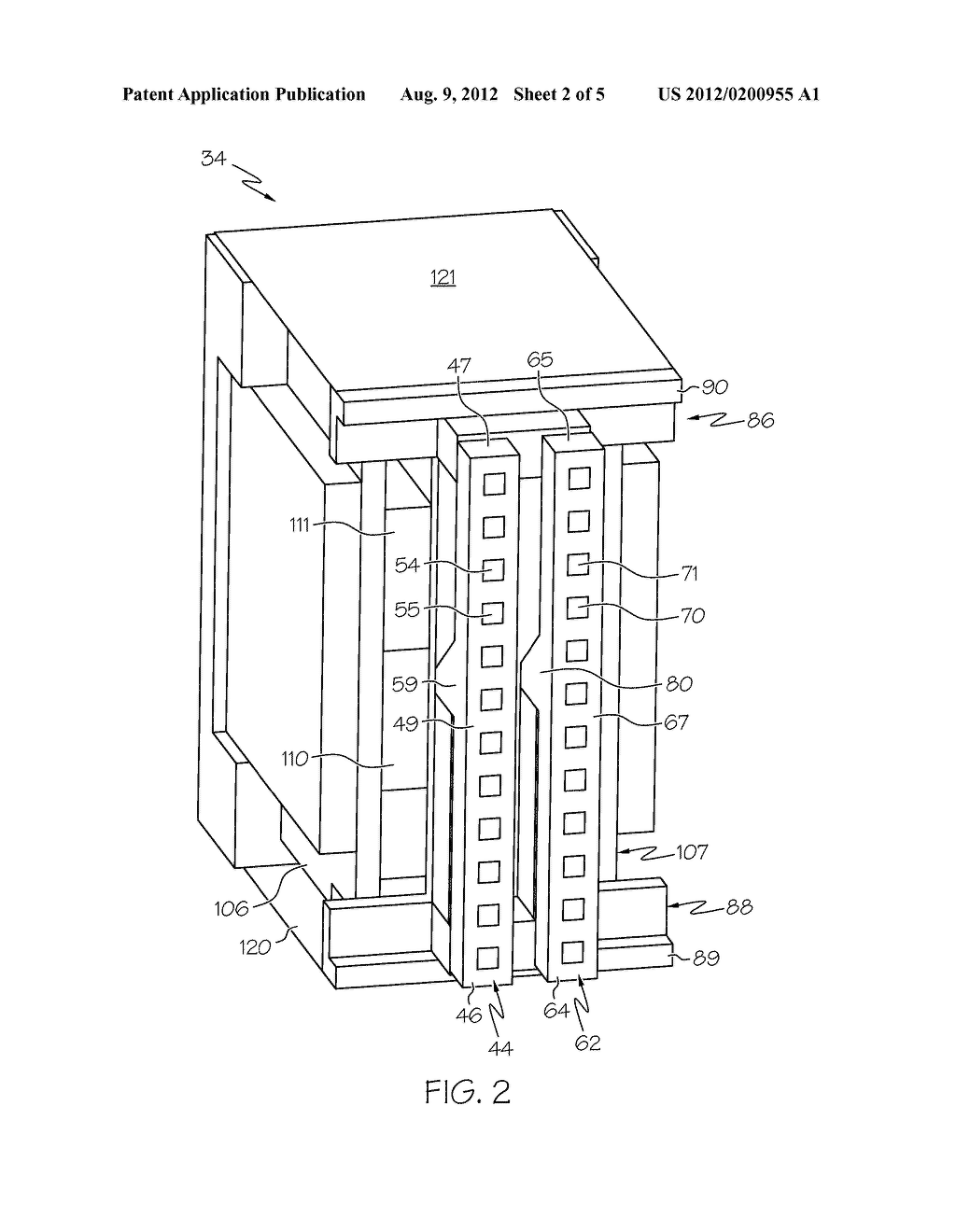 USING A READ-WRITE DATA STORAGE DEVICE HAVING A DUAL ACTUATOR - diagram, schematic, and image 03