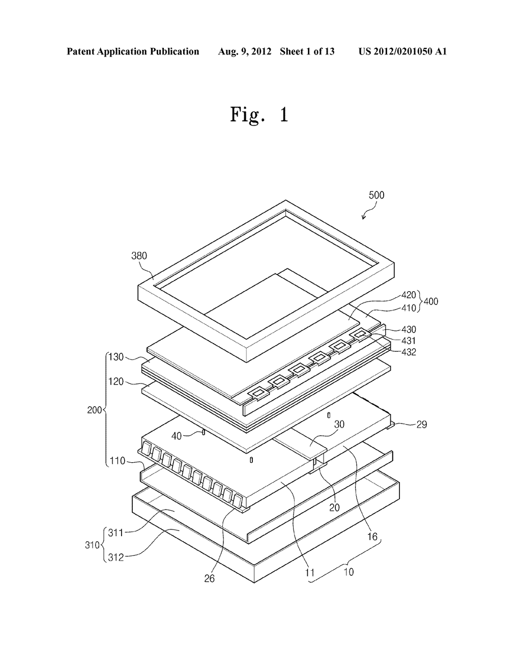 BACKLIGHT UNIT AND DISPLAY APPARATUS HAVING THE SAME - diagram, schematic, and image 02