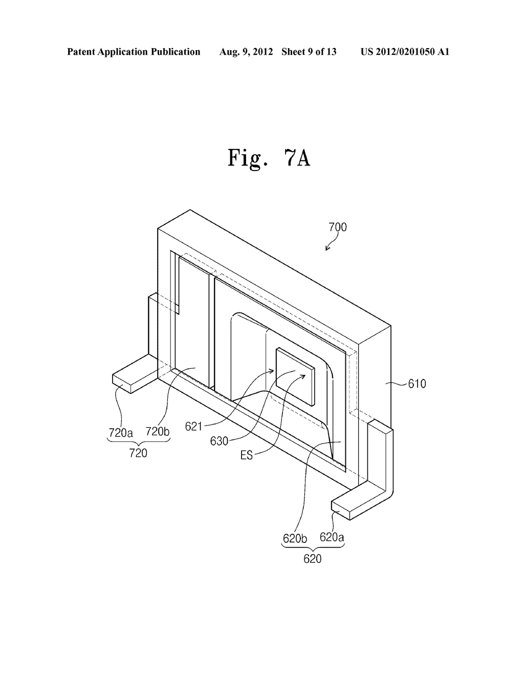 BACKLIGHT UNIT AND DISPLAY APPARATUS HAVING THE SAME - diagram, schematic, and image 10