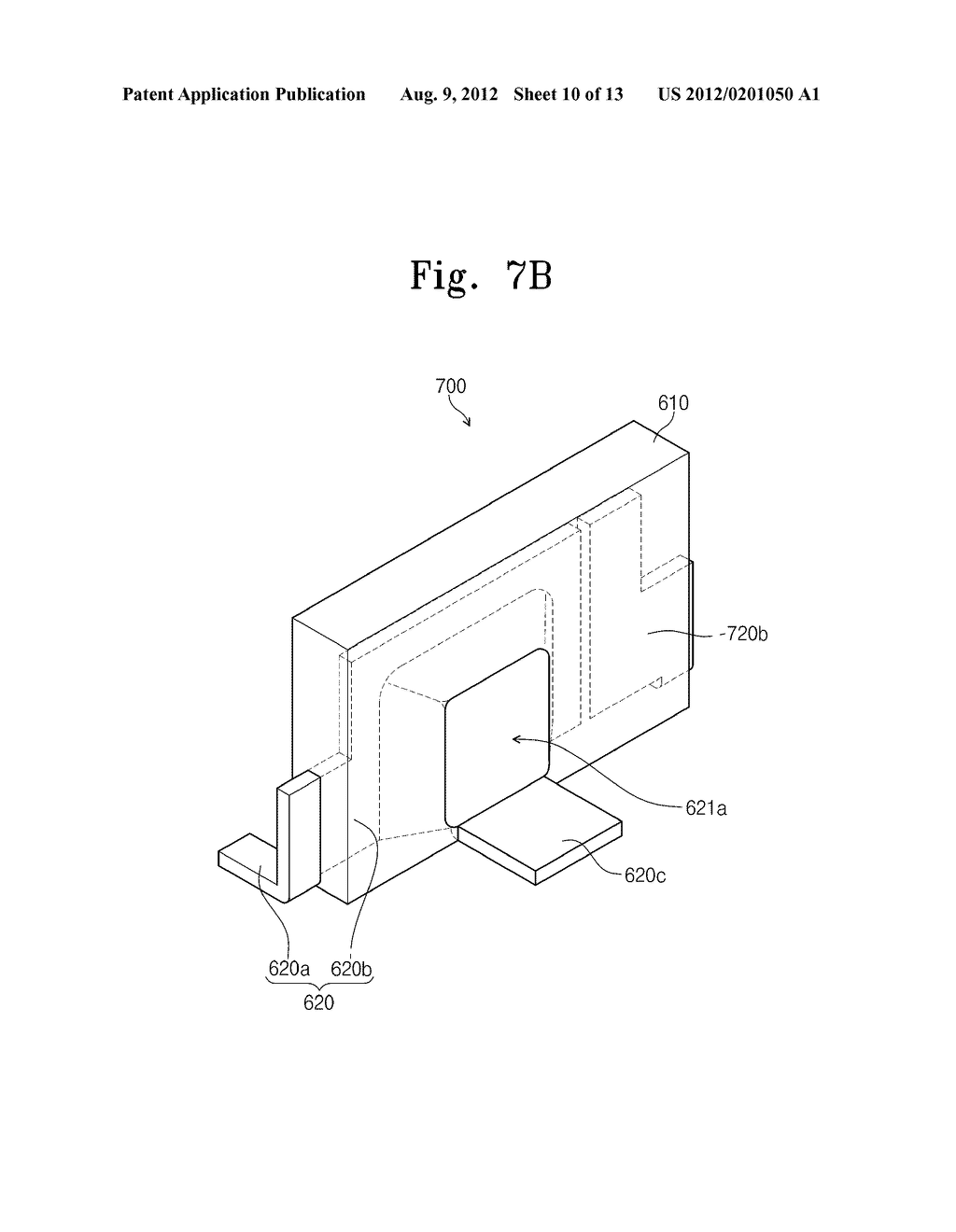 BACKLIGHT UNIT AND DISPLAY APPARATUS HAVING THE SAME - diagram, schematic, and image 11