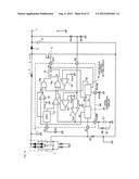 SWITCHING POWER SUPPLY CIRCUIT AND POWER FACTOR CONTROLLER diagram and image