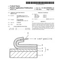 ADHESIVE TAPE FOR SURFACE PROTECTION diagram and image