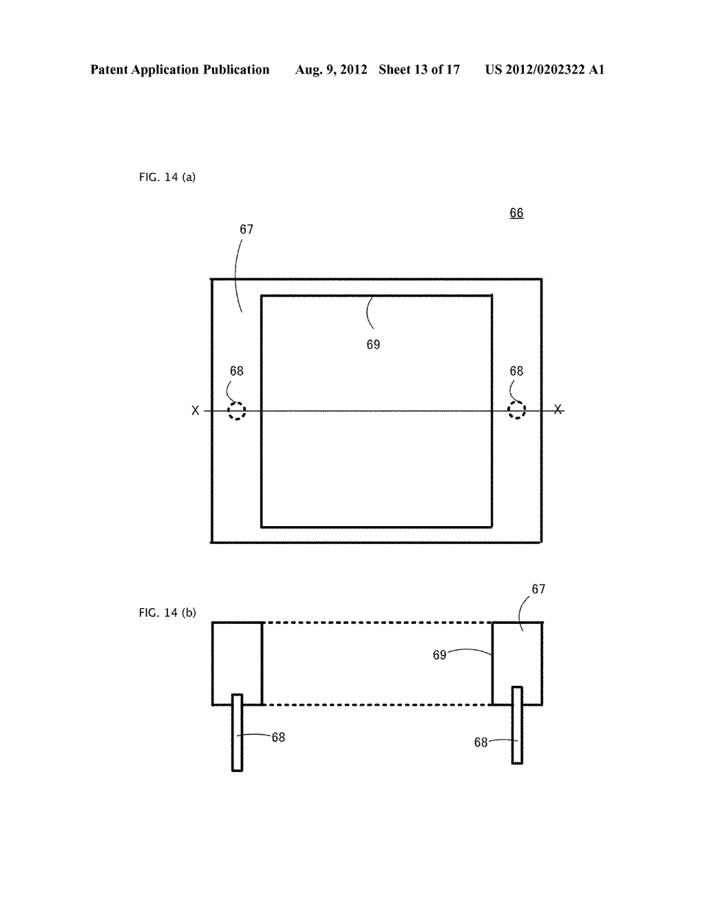 ASSEMBLY JIG FOR A SEMICONDUCTOR DEVICE AND ASSEMBLY METHOD FOR A     SEMICONDUCTOR DEVICE - diagram, schematic, and image 14