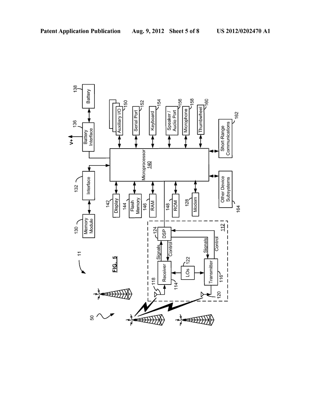 SYSTEM AND METHOD FOR IN-BAND MODEM TO MODEM COMMUNICATION - diagram, schematic, and image 06