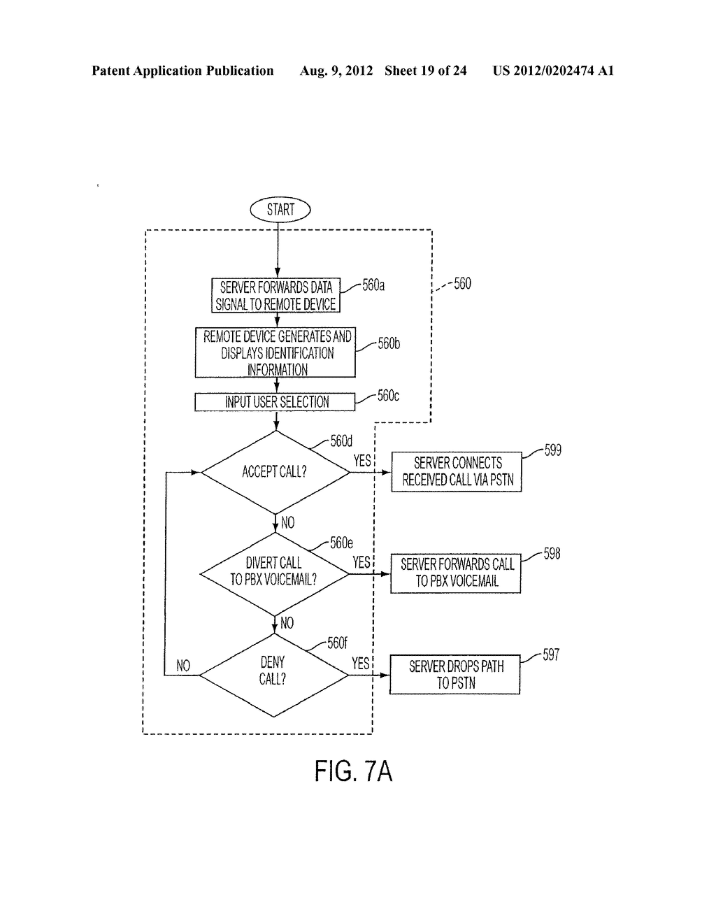 CLIENT DEVICE METHOD AND APPARATUS FOR ROUTING A CALL - diagram, schematic, and image 20