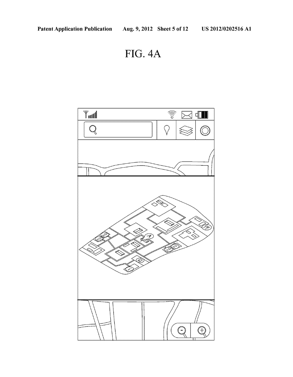APPARATUS AND METHOD FOR PROVIDING LOCATION-BASED DATA - diagram, schematic, and image 06
