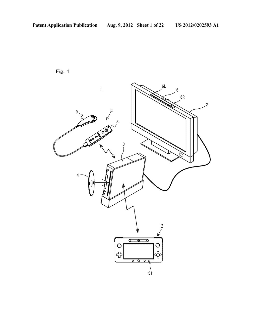 GAME SYSTEM, GAME APPARATUS, STORAGE MEDIUM HAVING GAME PROGRAM STORED     THEREIN, AND GAME PROCESS METHOD - diagram, schematic, and image 02